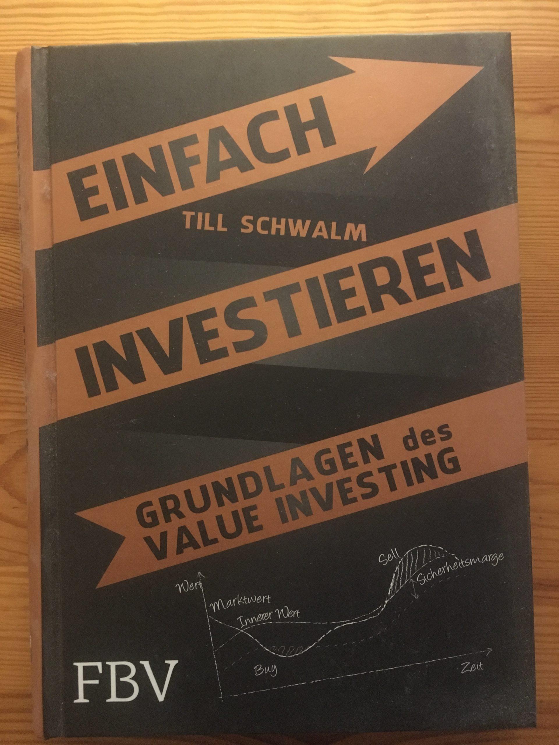 Einfach Investieren – Grundlagen des Value Investing