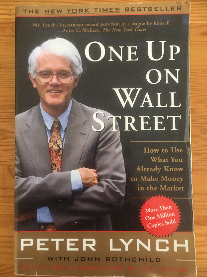 Peter Lynch - One Up on Wall Street -