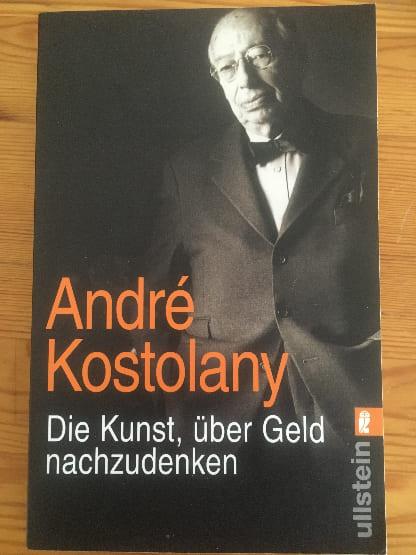 Finanzbücher: Die Kunst, über Geld nachzudenken.