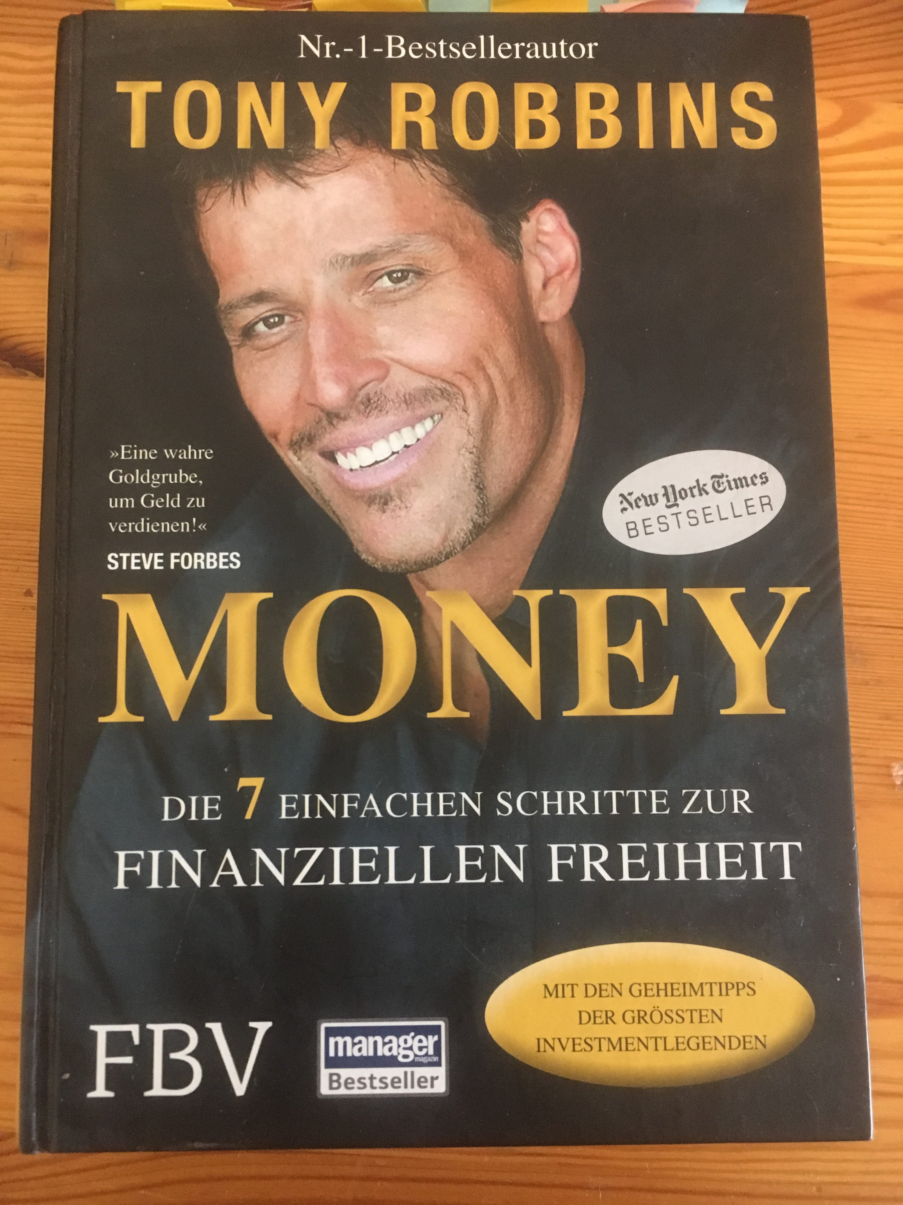 Finanzbücher: Money